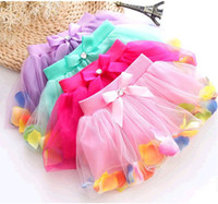 ballet baby clothes - Fashion Baby Girls Childrens Kids Dancing Tulle Tutu Skirts Pettiskirt Dancewear Ballet Dress Clothing Fancy Skirts Costume Dance Ball Gown