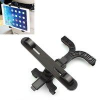 Wholesale Car Back Seat Bracket Car Tablet Holder Mount for tablet Headrest inch Degree Rotation