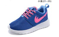 Wholesale 2016 Kids Roshe Run Children s Shoes Boys and Girls Running Shoes Kids Casual Boots roshes runs Babys Athletic Sneakers Sport Shoes