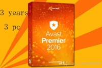 Wholesale Hot Avast Premier software key License file about Years PC full working