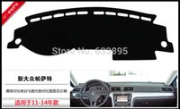 Wholesale Vw passat B7 Dashboard mat dark visor keeps sun
