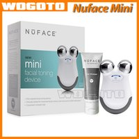 line sets - 2016 New Nuface Mini Toning Device Anti Aging Face Massager VS Nuface Trinity Tripollar STOP PMD Pro Mia Mia Alpha Fit