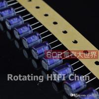 Wholesale Odroid NEW sale UF V4 uf SU x12 Matsushita Electric Audio Aluminum Electrolytic Capacitor kit blue