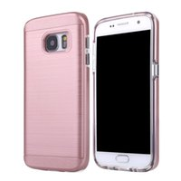 armor personal - Super Quality personal design for samsung galaxy s7 case armor cases with TPU PC material New phone case for iphone