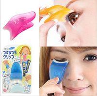 Wholesale False Fake Eyelashes clip Manual eyelash clip Beauty Makeup Cosmetic Tool Magic beauty eyelash auxiliary device