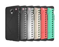 ballistic armor - Shield Ballistic Hybrid Case TPU PC Hard Diamond Oil Armor Line ShockProof Rugged Durable For One Plus OnePlus Skin Back Cell phone Luxury