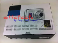 Wholesale 20 pieces MP x Digital zoom x Optical Camera Inches Anti shake Face Detection digital camera