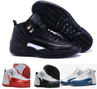 best taxi - Best Sneakers Retro Basketball Shoes Men Taxi Playoffs Gamma Blue Grey Sports Top Quality Shoes Retro XII Replicas