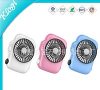 Wholesale Ceiling Fans Mini Fan Usb Usb Fan Fan Portable Rechargeable Fan Summer Essential High Quality Customized Gift Color Cool New Style