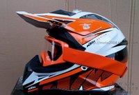 road safety material - KTM Motorcycle Helmet off road Helmet Genuine Abs Pc material safety helmet
