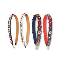Wholesale Strapper you rivet handbags belts women bags strap women bag accessory bags parts Cow leather icon bag belts P1715