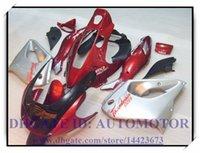 Kit de carénage ABS tout neuf pour YAMAHA YZF 1000R 1996-2007 YZF1000R 1996-2007 1997 1998 1999 2000 YZF1000R 96-07 # WX735 ARGENT ROUGE