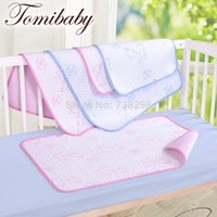 baby breathing mat - Tomibaby baby changing mat water proof ultralarge and free breathing cotton baby soft tactility