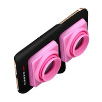 Wholesale Virtual Reality Lens Cover D VR Glasses phone Case for smartphone ABS PC Material vr case glasses