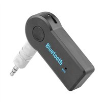 Wholesale 3 MM Wireless Car Bluetooth Receiver Adapter AUX Audio Stereo Music Hands free Home Car Bluetooth Audio Adapter With Retail Box
