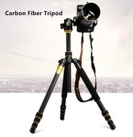 Wholesale QZSD Q999C Aluminium Alloy Tripod Pro Tripod Monopod Changeabel For SLR Camera Tripod Ball Head By DHL