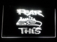Wholesale b fear this LED Sign Neon Light Sign Display Cheap sign vinyl High Quality sign