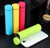 audio backup - 60pcs up in Mini Tube powerjam mAh Charger Portable Speaker smart phone stand External powerbank backup Battery mobile Holder