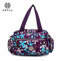 Wholesale SHYAA New Monkey kiple Nylon Women Messenger bags women handbag Travel Casual Bag Outdoor Shoulder Handbags women bag