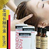 Wholesale Promotion Andrea Hair Growth anti Hair Loss Liquid ml dense hair fast sunburst hair growth grow invalid refund alopecia