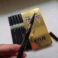 Wholesale Kylie Birthday Edition LEO Eye Shadow Eyeliner Pencil Black Liquid Eyeliner Kylie high copy Eyeliner Gel Liner