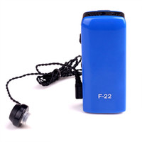 Wholesale Blue F Hearing Aids Sound Amplifier Voice Amplifier Deaf aid Hearing Amplifier Ear Assistance Audiphone Acousticon Hearing Assistant
