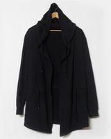 Wholesale New design Original design spring autumn men s clothing sweatshirt hoodie men hood cardigan mantissas black cloak outerwear