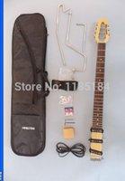 Wholesale MiniStar Castar Travel Guitar Built in Headphone Amp electric guitar including bag