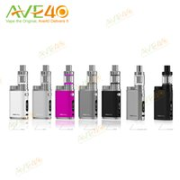 Wholesale Eleaf iStick Pico TC W Starter Kit Mod Temperature Control use Ijust2 same Coil Contton try Cubis Tank