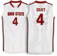 active craft - Ohio State Buckeyes Aaron Craft Embroidery Stitched Personalized Custom any size and name Jerseys