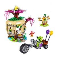 best bird products - Birds Bird Island Egg Heist Trike Building Blocks Models Toy Children Kids Best Gifts Toys Compatible With