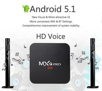 Cheap 2016 MXQ Pro smart Android TV Box Amlogic S905 Chipset new Kodi Full Loaded Android 5.1 OS Quad Core 1G 8G 4K Google Streaming Media Player
