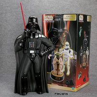 banks person - Star Wars Person Piggy Bank Darth Vader PVC Action Figure Collectible Model Toy cm SWFG089