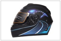 american safety helmets - Motorcycle Helmet Fitted European and American Headform Genuine Abs Pc material safety helmet Free shipp