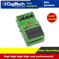 bad monkey digitech - Electric Guitar Effects Tube Overload Digitech Bad Monkey Video RecordingHigh Cost Performance Overdrive Distortion