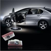 benz led light - 1 Set LED Car Door Logo Light Welcome Light for Benz Ghost Shadow Light D Laser Projector for Mercedes Benz W166 W212 Etc