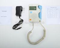 baby heart beat monitors - LCD digital fetal doppler ultrasound machine for pregnancy foetal doppler baby heart beat monitor with LCD modes speaker