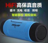 Wholesale Bluetooth stereo waterproof outdoor speaker speaker vehicle riding wireless audio speakers