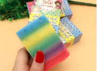 Wholesale OMO White Plus Soap Fruitamin Soap Mix Color Plus Five Bleached White Skin Gluta Rainbow Soap New Arrivals