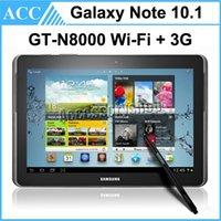 Wholesale Refurbished Original Samsung Galaxy Note inch N8000 GT N8000 GB WiFi G Quad Core GB RAM MP Camera Unlocked Android Tablet PC