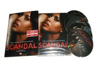 Wholesale Scandal The Season Five th Fifth Disc Set US Version DVD Boxset New from gadgetexpress