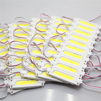 Wholesale LED Light Module Waterproof IP65 Superbright COB LED Light Module White Red Yellow Blue Green DC12V High Quality