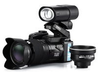digital telescope - DSLR MP HD D3300 Digital Camcorder Camera Wide Angle Lens x Optical Telescope Lens