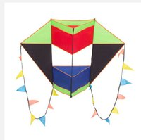 basket with handles - 3D kite baskets kite with handle line weifang kite flying hcxkite factory ripstop nylon fabric outdoor toys