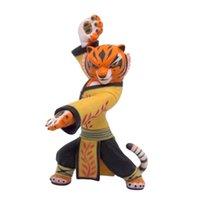 action panda - Kung Fu Panda Fighting Tigress Inch PVC Action Figure For Child gifts