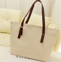 ban bags - Cheap spring and summer Miss Han Ban big bag PU retro portable shoulder bag Oracle simple handbags handbags