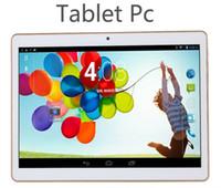 Cheap 2016 NEW 9.6 INCH tablet PC = 10PCS Android 4.4 2 1GB RAM 16GB 64-Bit Processors Dual SIM Card 2G 3G 4G With Flash 5 Million Pixels