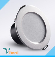 Wholesale High quality led downlight W W W AC85 V SMD5730 LED ceiling light round indoor light panel lamp