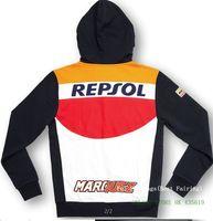 Wholesale REPSOL automobile race clothing outerwear motorcycle cotton casual sweatshirt