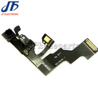 best camera reviews - 100pcs best price review camera for apple iphone s plus small front camera module ribbon flex cable replacement